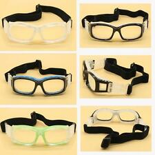 PC Lens Protective Eye Glasses Sports Eyewear Goggles Basketball Football D15