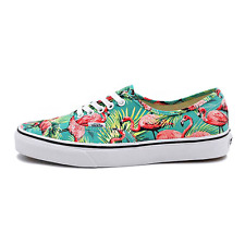 New VANS Womens Authentic VAN DOREN Turquoise/Flamingo VN-0ZUKFP4 US W 5.5-6.0