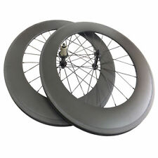 1790g 88mm Clincher Carbon Wheels Carbon Road Bike Bicycle Ultra Light Wheelset