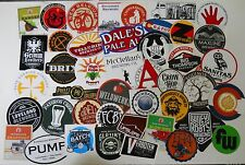 COLORADO Craft Brewery BEER STICKERS-Decals ~ Choice of 40 different Brewing