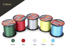 300M PROBEROS Super Power Durable 4 PE Strands Braided Fishing Line 6LBS-80LBS