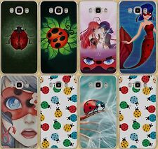 Miraculous Ladybug Anime Design Case Cover For iPhone 5 6 7 Samsung Huawei Sony
