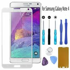 Front Outer Screen Glass Lens ReplacementFor Samsung Galaxy Note 4/ Repair Tools