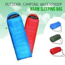 Outdoor Sleeping Bag Camping Hiking Travel Ultra Light Multifuntion Envelope