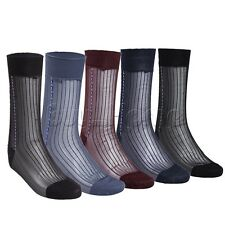 3 Pairs Men's Short Thin Socks Casual Stockings Middle Silk Socks Business Suits