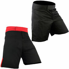 ROAR MMA Grappling Shorts UFC cage Fight Training Full Plain Gym Boxing