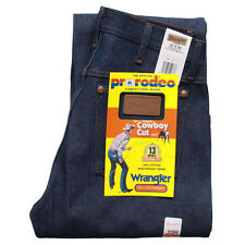 Wrangler NWT Pro Rodeo Cowboy Cut Orginal Fit Jeans Waist 30-40 Inseam 30-36