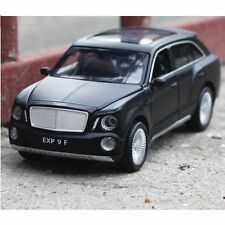 1:32 Pull back car models Bentley SUV Luxury car Model Sound and light