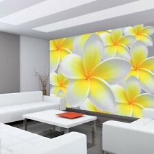 Fleece Photo Wallpaper no. 274 ! Orchids wallpaper Blossoms Orchid yellow