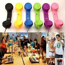 POP 3.5mm Mic Cell Phone Handset Fancy Gift for All Kinds Mobile Phones PC
