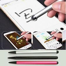 Capacitive Touch Screen Pen Stylus For iPhone Samsung Phone Phones Red/Black,