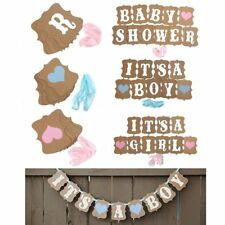 Baby Shower Banner - Its a Girl - Its a Boy Party Parties Supplies
