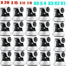 Lot 20 Wireless 720P Security Network CCTV IP Camera Night Vision WIFI Webcam OY