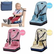 Portable Baby Booster Seat Baby Dinning Chair High Chair Compact And Foldable