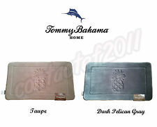 "Tommy Bahama LARGE Memory Foam PINEAPPLE Bath Rugs 21""X34"" NEW WITH TAGS!"