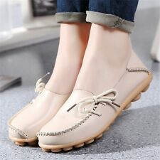Women Moccasins Mother Loafers Soft Leisure Thin Shoes Flats Casual Footwear Hot