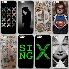 Ed Sheeran Design Hard Case Cover Coque Shell For iPhone Samsung Huawei Sony