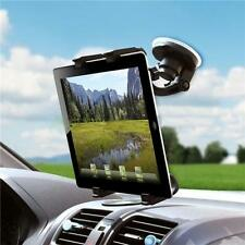 CAR MOUNT WINDSHIELD TABLET HOLDER SWIVEL CRADLE WINDOW for TABLETS
