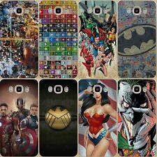 The Joker Batman Wonder Woman Comics  Hard Case Cover For iPhone Samsung Huawei