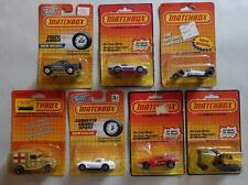 ** Matchbox Blister Packs - Lot of 14 - Superfast and Others Vintage **