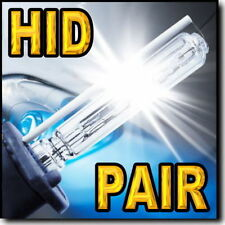 2x 35W H7 Fog Light HID Xenon Replacement Bulbs 4300K 6000K 8000K 10000K