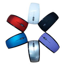 2.4GHz Wireless Mouse Foldable Computer PC Folding Mouse/Mice with Receiver