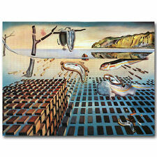 10502 The Persistence of Memory - Salvador Dali Abstract Art Poster