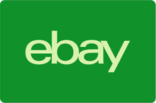 eBay Digital Gift Card - Green, One Card So Many Options  - Emailed