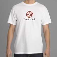 Sega Dreamcast Retro Japan Logo 100% Cotton Graphic T-Shirt