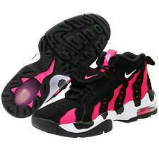 Nike Air DT MAX '96 GS Grade School Youth 616502-003 Black White Pink Foil