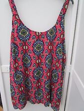 Ladies Belle Curve sleeveless top   Size 16+ and Size 20+