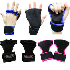Sports Wrist Wrap Gloves Gym Dumbbell Weight Lifting Fitness Training Wrap Strap