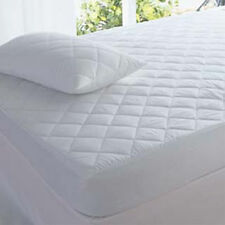 Luxury Quilted Fitted Mattress Protector Cover, Bunk Bed , Small Single Bed Size