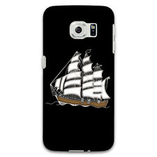 Sailing Boat Back Case Cover for iPhone 5 6 7 Plus Samsung Galaxy S5 S6 S7 Sale