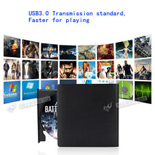 USB 3.0/2.0 Portable CD/DVD-Rom Drive Compact Disc External CD Rom Player Reader