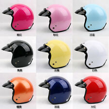 Free Shipping F#116 Cycling Moto Jet Pilot Scooter Motorcycle Helmet Casco Adult