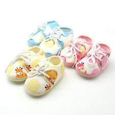 Casual Baby Cartoon First Walkers Shoes Soft Sole Sports Toddler Baby Sneakers