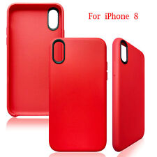 Soft Silicone Rubber Case Slim Shockproof Full Protective Cover For iPhone 8 7 6