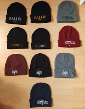 Winter Wool BEANIE HAT Oversize HATS LA Bad Hair Day Swag Cash Easy Comme Ski