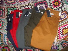 Fred Perry Twill Chinos 4 colours 3 sizes RRP: £100 brand new with tags