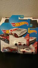 HOT WHEELS 2017 RED EDITION TARGET EXCLUSIVE SET OF 3, MINTY, FAST SHIP!