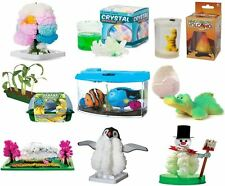 Growing Hatching Your Own Toy Plant Fish Prince Christmas Tree Crystal Clover