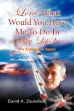 Lord, What Would You Have Me to Do in My Life? the Expanse of Agape by David A.