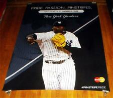 NY YANKEES Didi Gregorius NYC 6FT 4X6 VINYL BUS SHELTER POSTER RARE