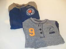 New Boy's OshKosh B'gosh Long Sleeve Shirts - Sizes: 5-7 - NWT $24.00-26.00