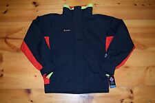 Columbia Bugaboo 1986 Interchange Jacket Black/Bright Red/Fission sz. M NWT