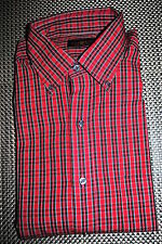 CLUB ROOM MENS REGULAR FIT WRINKLE RESISTANT DRESS SHIRT 5 SIZES RP $52.50 NWT