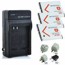 NP-BN1 N Type Battery / Charger For Sony Cybershot NPBN1