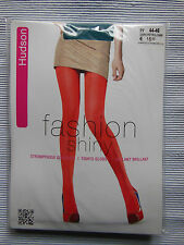 Hudson Fashion Pantyhose tights shiny glossy collant brilliant 40 den