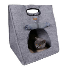 Comfy Mesh Window Outdoor Carrier Pet House Dog Cave Bed Cat Nest Tote Bag